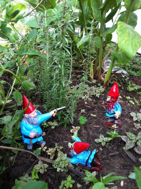 Zombie Gnomes