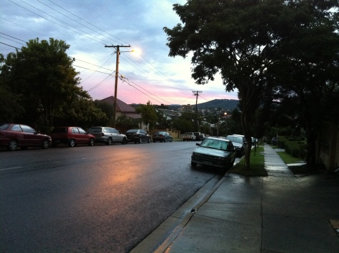 Walking Home - West End - {photo: alicia camenzuli}