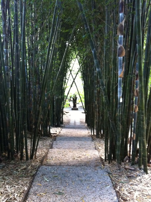 Photo: Alicia Camenzuli - Crystal Castle Bamboo Walk